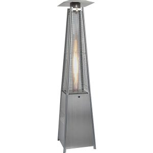 Pyramid Gas Heater-SS