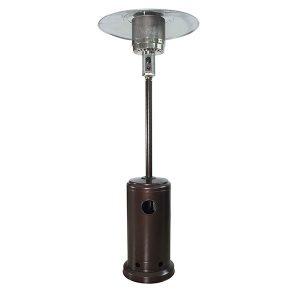 Mushroom Gas Heater Brown