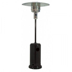 Mushroom Gas Heater-Black