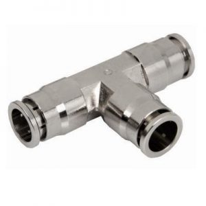 Tee-Connector Push-in Fitting