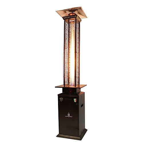 USED Lava Heat Italia Patio Heater Quattro